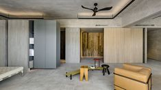 wei yi design presents a residence in taipei open to the outdoor scenery