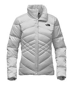 The North Face Aconcagua Jacket  Womens Lunar Ice Grey Medium *** For more information, visit image link. (This is an affiliate link)
