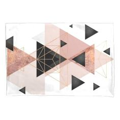 Geometric | Pillowcase - home gifts ideas decor special unique custom individual customized individualized