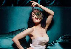 Dita Von Teese practises art of 'seduction' daily