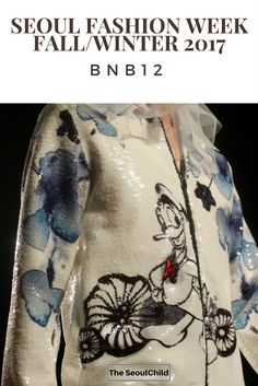 Disney + color = BNB12! Check out the recap of my first runway show of this season's Seoul Fashion Week on my blog!