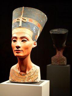 Nefertiti..my favorite queen of Egypt.