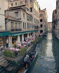 Canal Cafe by anastasia
