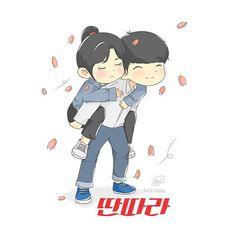 Jo Ha Neul and Jung Geu Rin Kang min hyuk @mr_kanggun and Hyeri @hyeri_0609 #entertainer #jisung #hyeri #fanart #ulienana #dramakorea #sbs #지성 #딴따라 #kpop#kdrama#koreandrama#shinsukho #junggeurin #Ddandara #Minhyuk#KangMinhyuk #Hyeri#LeeHyeri#CNBLUE#GirlsDay #kpopshoutout