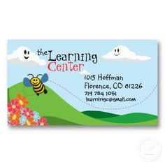 16 best business cards for kids images on pinterest kids cards childrens business card colourmoves