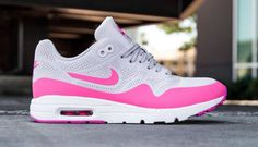 the latest 742b9 476ee Pink Blast Air Max 1 Ultra Moire by Nike Nike Air Max Sale, Nike Air