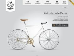 21 Breathtaking Examples of Minimal Color Usage in #Web #Design