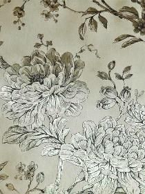 Wallpaper  pattern Y6130601. Keywords describing this pattern are flower, flowers, flowery, Chintz, Chintzy, feminine.  Colors in this pattern are Medium Gray, Yellow Green.  Alternate color patterns are Y6130604;Page:1;Y6130602;Page:9;Y6130606;Page:13;Y6130605;Page:22;Y6130603;Page:28;Y6130607;Page:32.  Coordinating patterns are Y6130608;Page:3;Y6131304;Page:17;Y6130502;Page:19;Y6130807;Page:21;Y6130204;Page:23;Y6130803;Page:24. Product Details:  prepasted  scrubbable  strippable  Material…