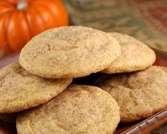 Dream Pumpkin Cookies!