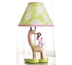 Jungle Jill lamp
