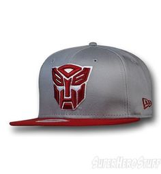 ac76e01c12972 Transformers Autobot 9Fifty Snapback Cap. I need this! Snapback And  Tattoos
