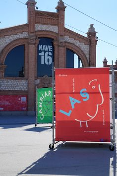 Matadero Madrid Verano 2014.