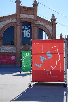 Matadero Madrid Verano 2014. https://twitter.com/arterecord