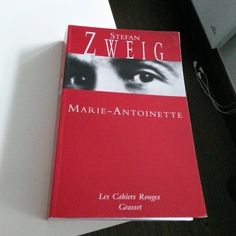 Marie-Antoinette de Stefan Zweig (photo: Florence Prevoteau)