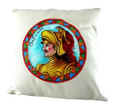 Arreda con arte - Made in Sicily Folk Art, Decoupage, Fancy, Pillows, Illustration, Beach Totes, Prints, Handmade, Pictures