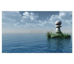 Chess Pawn Wall Decal at CafePress