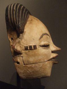 Yoruba Ogboni Elu Mask, Nigeria