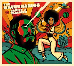Dr. Alderete 2011 The Cavernarios - Camino a Varadero [Isotonic] #albumcover