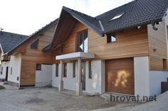 Mizarstvo Hrovat - Wooden facade - Fasada Nova vas http://www.hrovat.net/izdelki/lesene-fasade/lesena-fasada-nova-vas/
