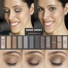 #NakedSmoky Daytime Look #beauty #bbloggers #makeup #mua #nakedsmokypalette