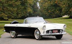 ✿1956 Ford Thunderbird Convertible✿ Retro Cars, Vintage Cars, Antique Cars, Car Photos, Car Pictures, Horse Photos, Thunderbird Car, Convertible, Oui Oui