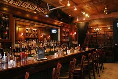 Hudson Bar and Books