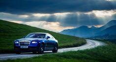 Rolls-Royce Wraith: Wenn die Dunkelheit kommt | Classic Driver Magazine