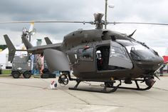 Airbus Helicopters UH-72 « Lakota » @ US Army/Airbus