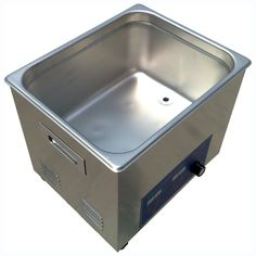 Adjustable Power Ultrasonic Cleaner 10L