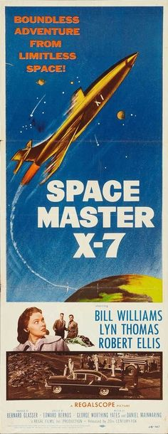 Spacemaster X-7 (1958)