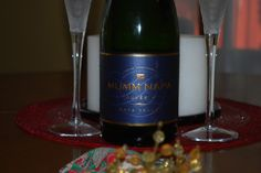 Mumm Napa Cuvee M Sparkling Wine * Great for pairing with Creme Brulee