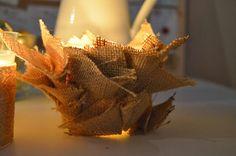 Como decorar una vela... ahora en el blog