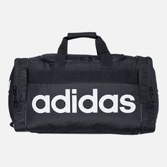 d0ffd72cf4 Back view of adidas Originals Santiago Duffel Bag in Black Duffel Bag