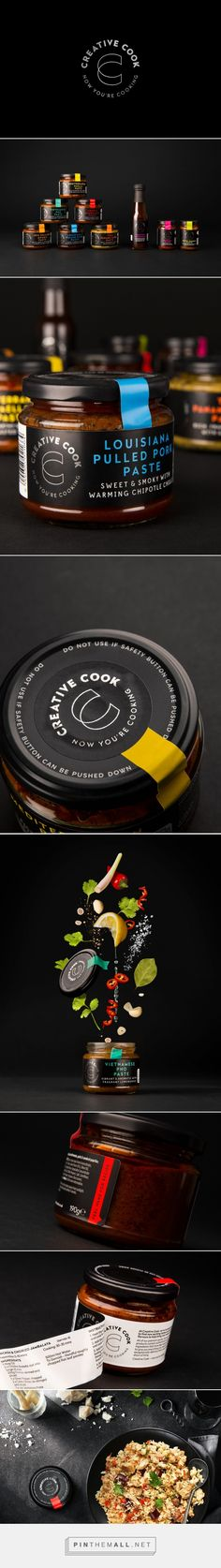 Creative Cook - Packaging of the World - Creative Package Design Gallery - http://www.packagingoftheworld.com/2017/04/creative-cook.html
