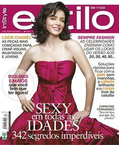 Edição 74 - Novembro de 2008 - Christiane Fernandes