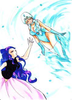 「ベルチェとコーアン」/「ゆりらす∞怪しい水野 紫雪」の漫画 [pixiv]