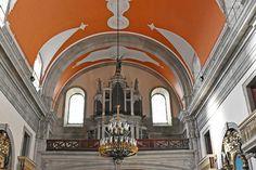 Órgão da Igreja do Bonfim, Porto, foto Fernando Pedro, Porto