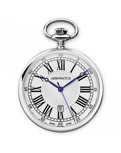 Reloj de bolsillo Aerowatch de cuarzo Line Tattoos, Sleeve Tattoos, Cool Tattoos, Clock Drawings, Clock Tattoo Design, Hourglass Tattoo, Hand Lettering Alphabet, Watch Tattoos, Tattoo Project
