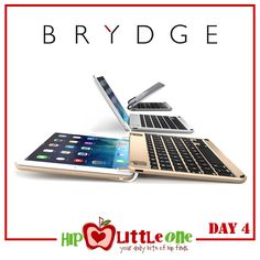 Win a BrydgeMini (RRP $179, Space Grey)