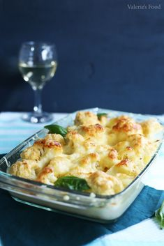 Potato Salad, Cauliflower, Macaroni And Cheese, Good Food, Food And Drink, Healthy Eating, Tasty, Dishes, Vegetables