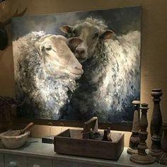 snuggle sheep, for farmhouse bedroom