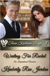 (Waiting for Rachel has 4.4 Stars with 49 Reviews on Amazon)