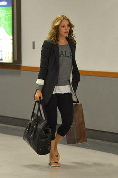 Rachel McAdams arrives in LA as rumours about Ryan Gosling heat up|Lainey Gossip…