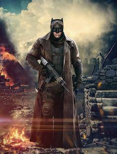Nightmare Batman - Batman v. Superman