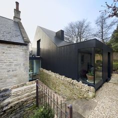 Conversion and extension of a chapel in Wiltshire by Jonathan Tuckey Design