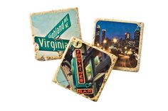 Gifts from Atlanta - 5 Best Cities for a Southern Christmas - Southernliving. The Gift That Says Atlanta: Vintage-style Atlanta drink coasters A fun addition to your holiday party: retro coasters with images of downtown, street signs, landmarks, etc., $8 each. festivityonline.com    Super Side Trip: Town of Helen90 minutes from northern suburbs Europe and Georgia mingle in this tiny village in the North Georgia mountains. Experience the German Christmas Market (December 5-6), Hofer's Bakery