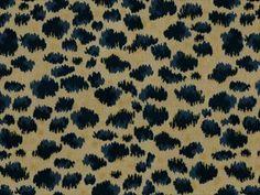 Brunschwig & Fils ZAMBEZI GROSPOINT INDIGO BR-89114.282 - Brunschwig & Fils - Bethpage, NY, BR-89114.282,Brunschwig & Fils,Velvet,Blue,S,Up The Bolt,Upholstery,Belgium,Yes,Brunschwig & Fils,ZAMBEZI GROSPOINT INDIGO
