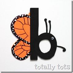 Totally Tots ~ Now I Know My ABCs  full upper and lowercase alphabet crafts
