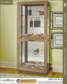 14 best howard miller curio cabinets images cabinet of curiosities rh pinterest com