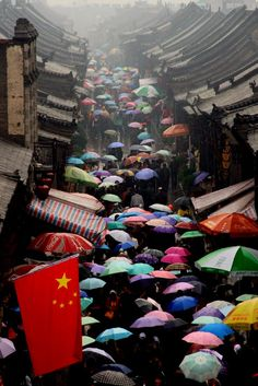 umbrellas in china...... been there, done that!